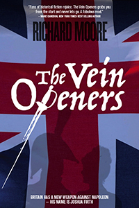 Richard Moore's The Vein Openers Novel